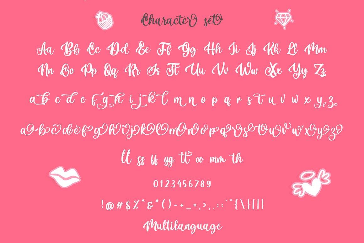 Dellicia Font-3