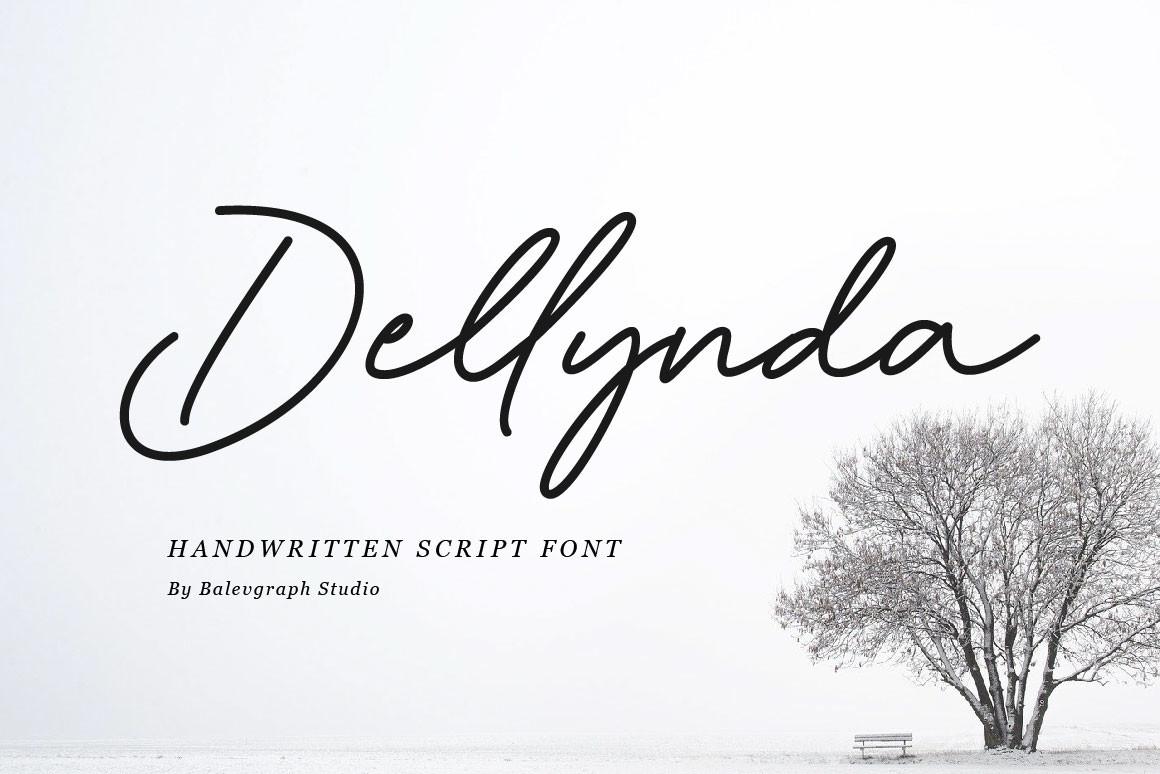 Dellynda Font