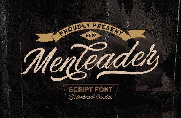 Menleader Font