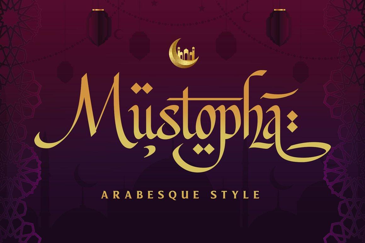 Mustopha Font