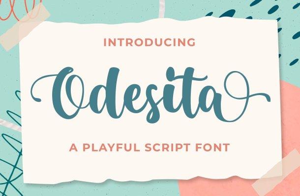 Odesita Font