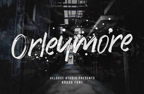 Orleymore Font