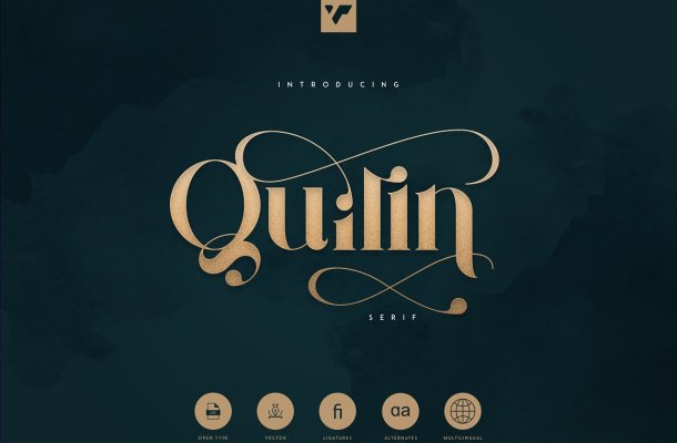 Quilin Font