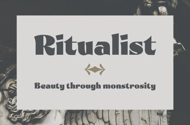 Ritualist Font