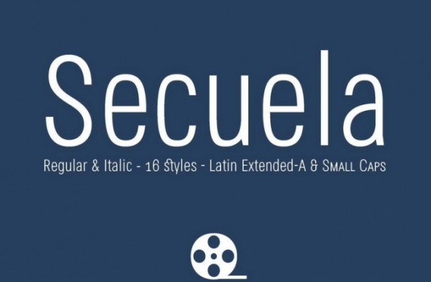 Secuela Font Family