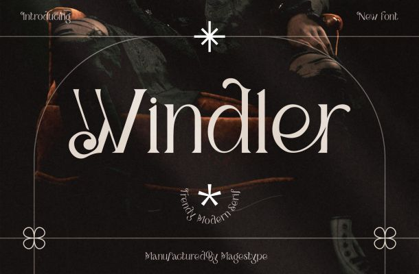 Windler Font