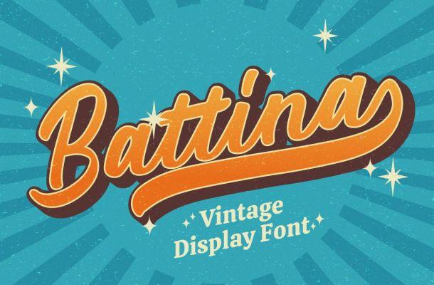 Battina Font