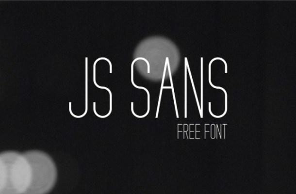 JS Sans Font