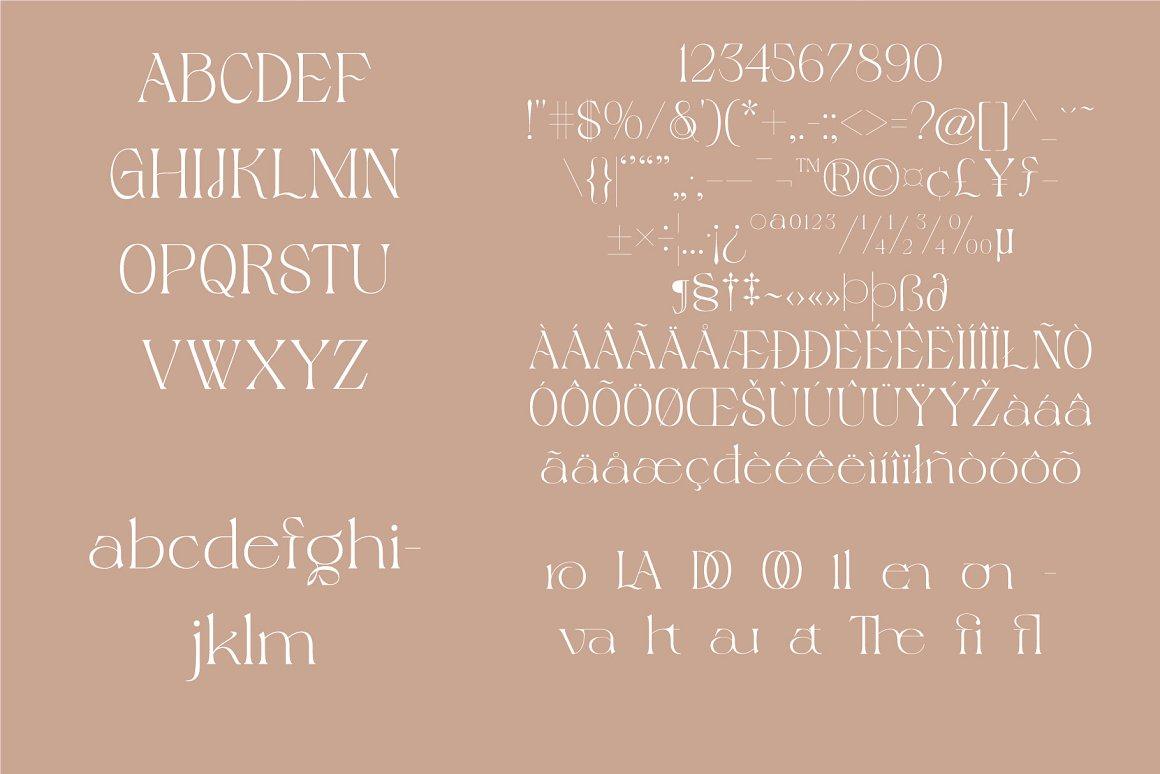 Magero Font-3
