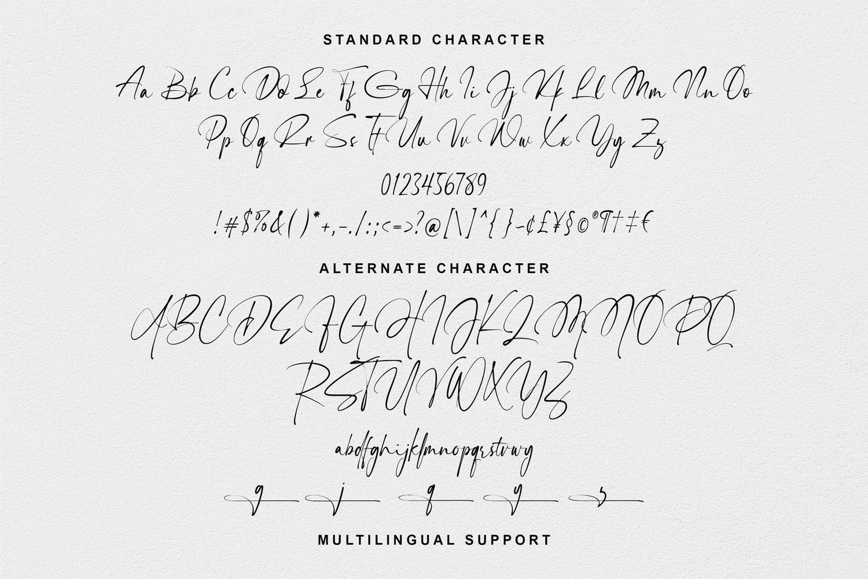 Sign Rathi Font-3