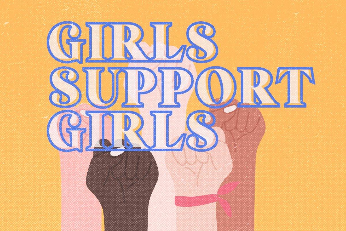 Strong Girls Font-2