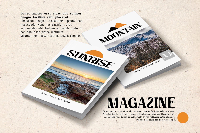 Sunmora Font-2