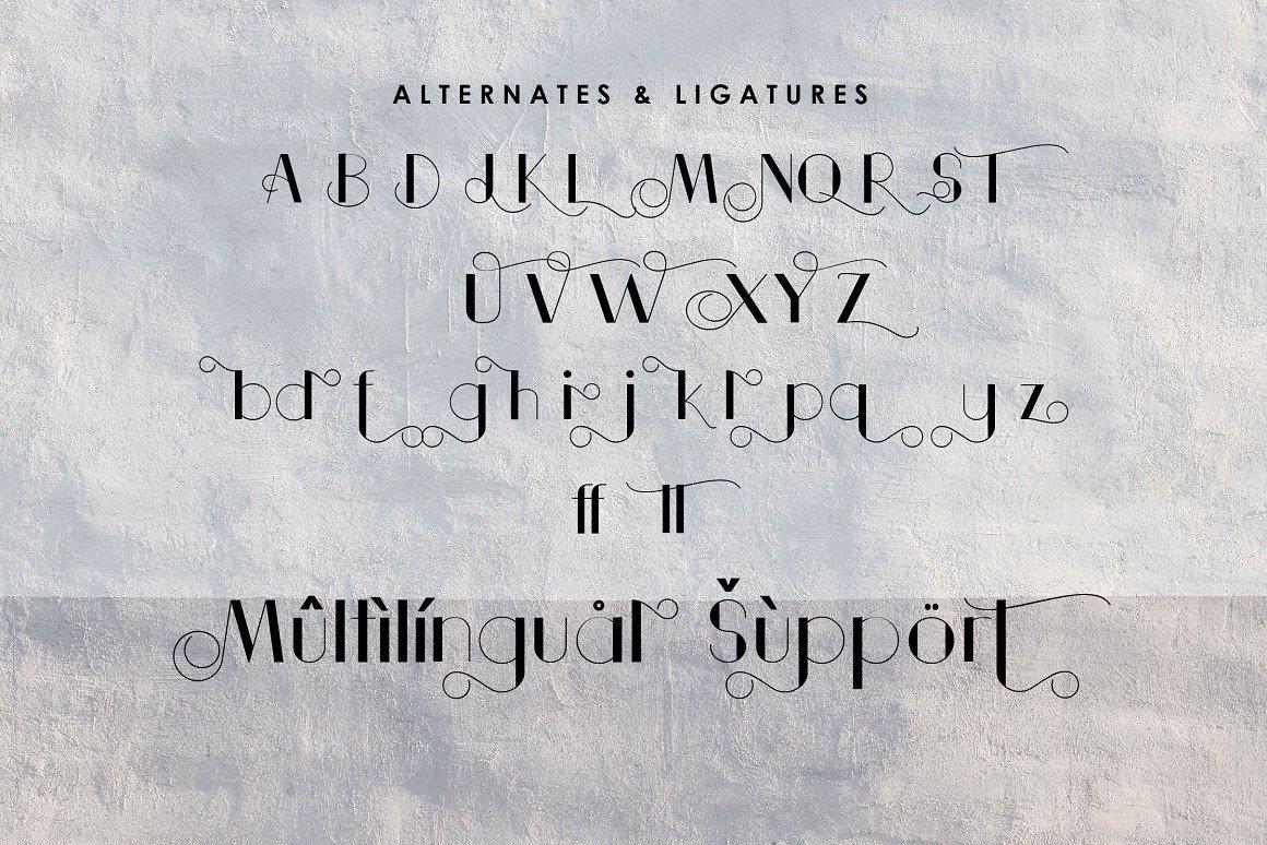 The Ruttmey Font-3