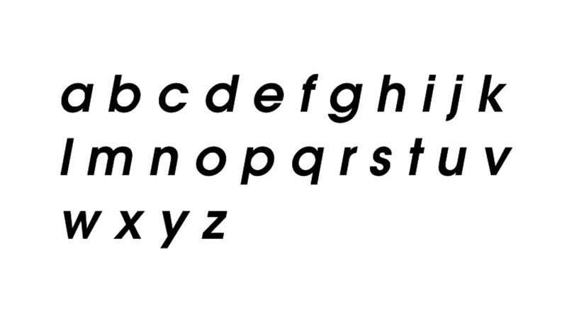 Adidas Logo Font-3