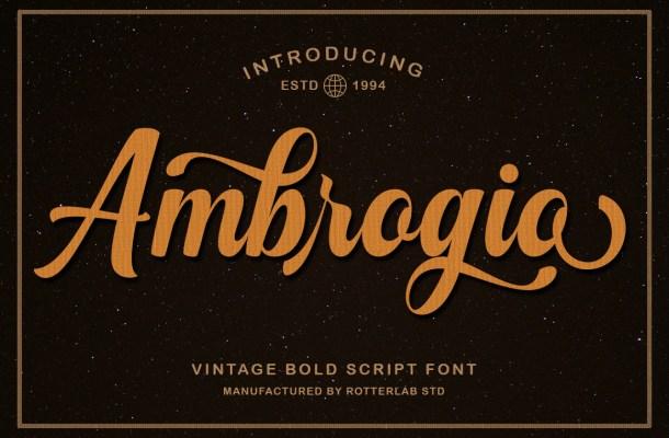 Ambrogio Font