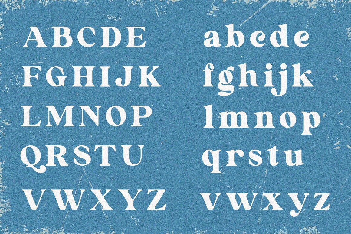Britysh Font-2