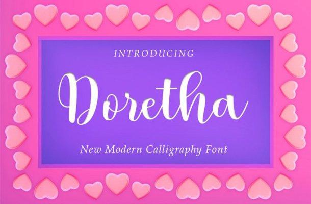 Doretha Font