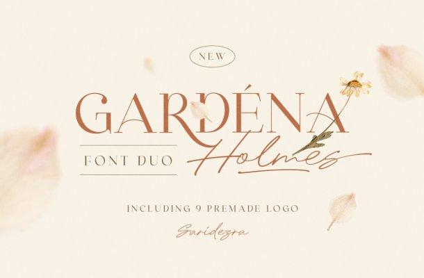 Gardena Holmes Font