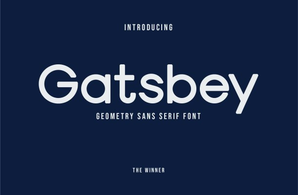 Gatsbey Font