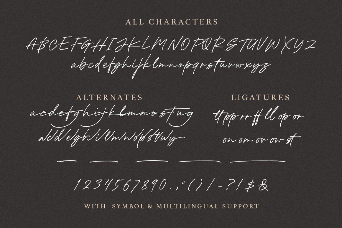 Holybuck Font-3