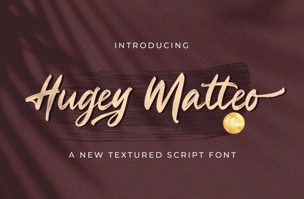 Hugey Matteo Font