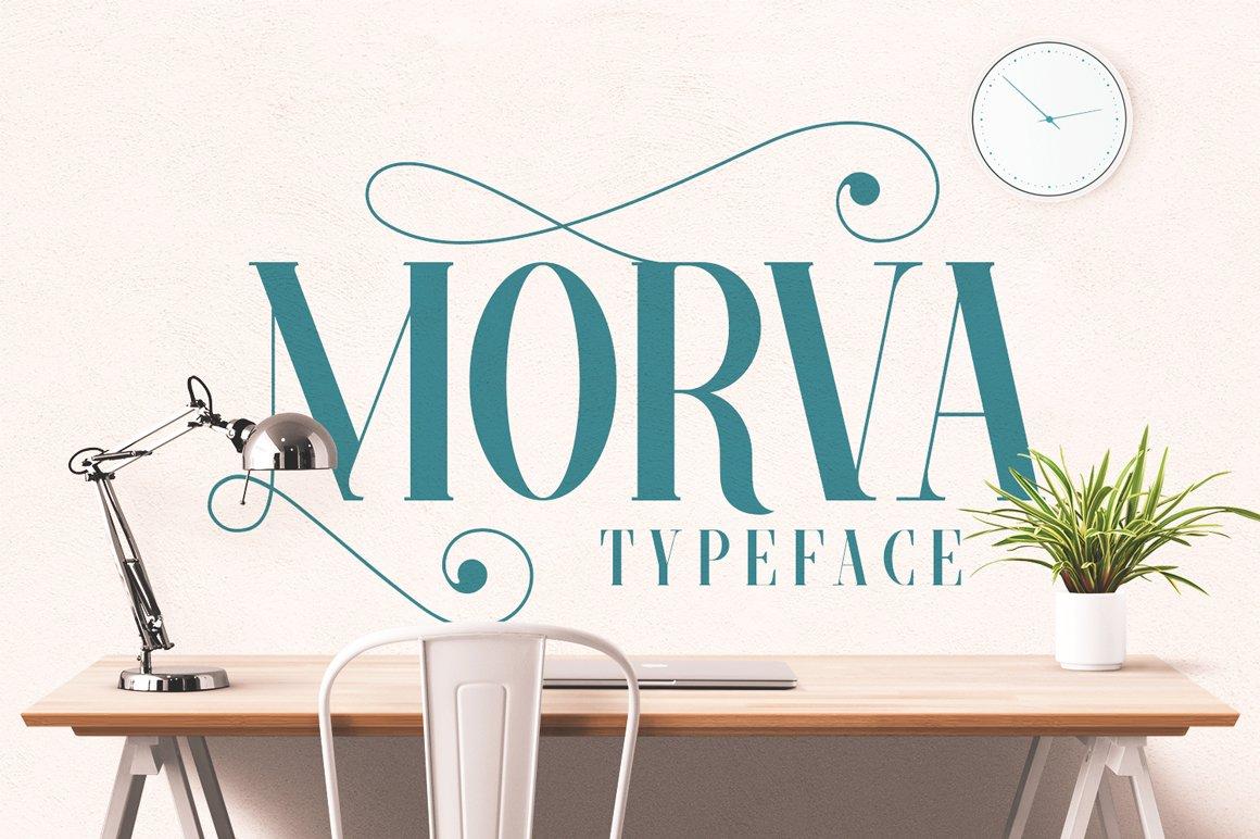 Morva Font