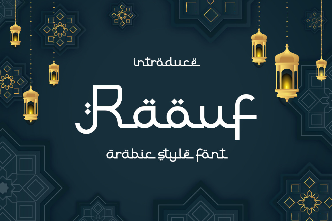 Raouf Font