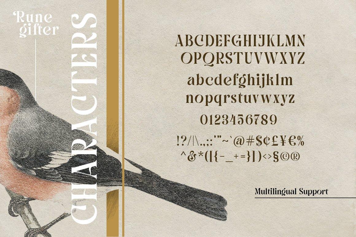 Rune Gifter Font-3