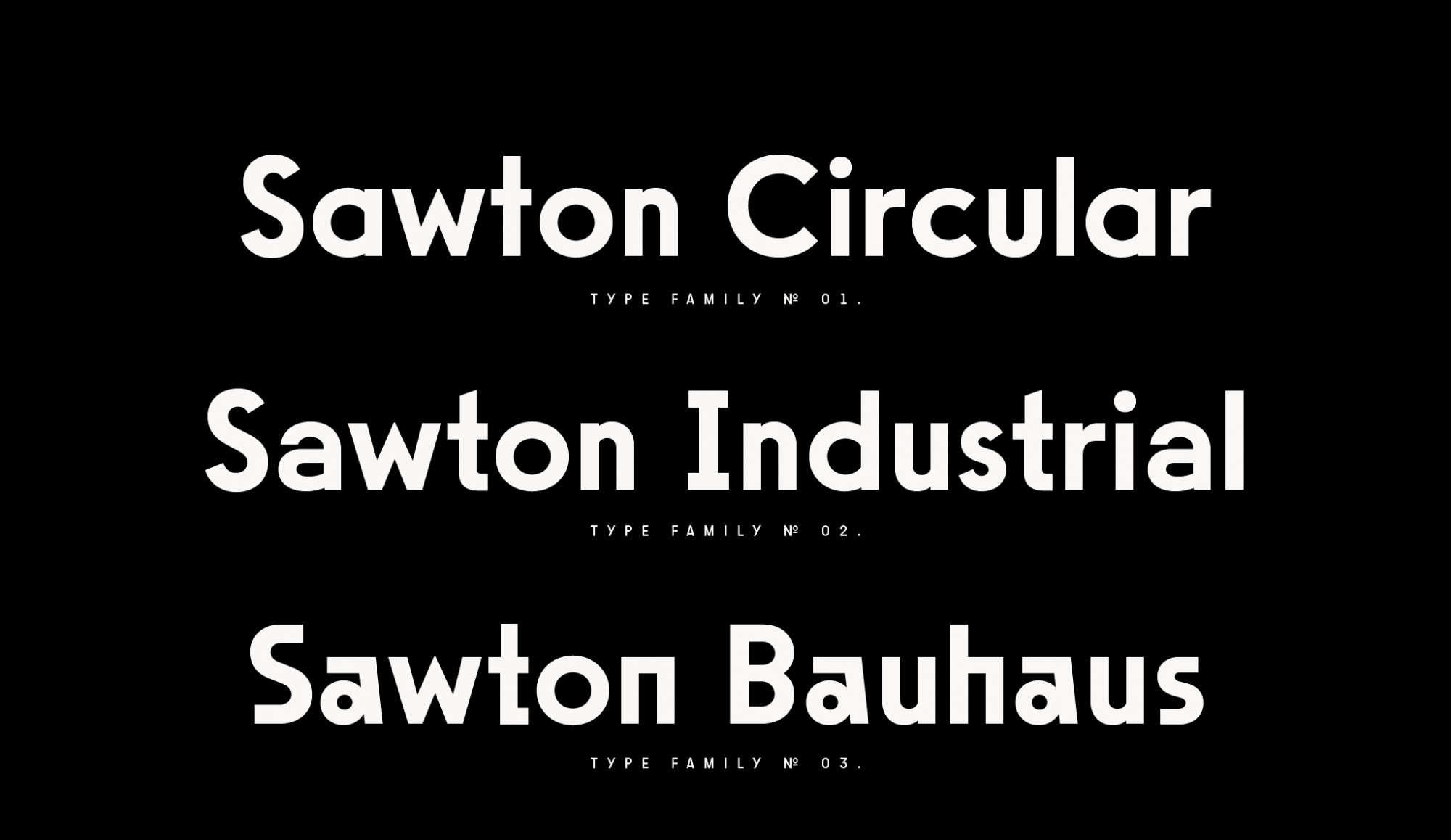 Sawton Font-2