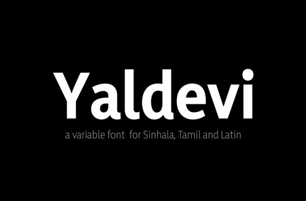 Yaldevi Font Family