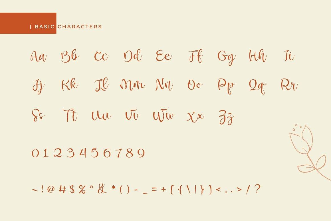 Bonoligt Font-3