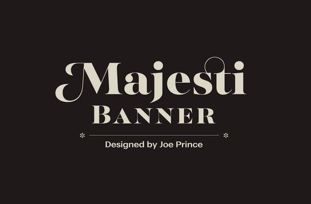 Majesti Banner Font Family-4