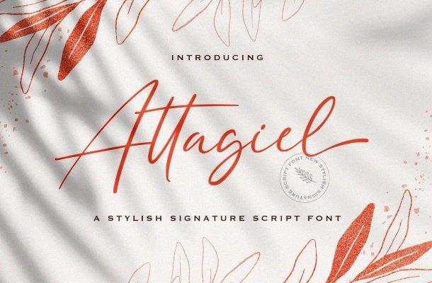 Attagiel Font