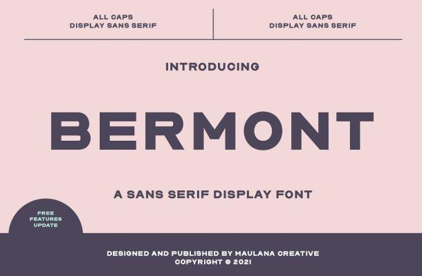 Bermont Font