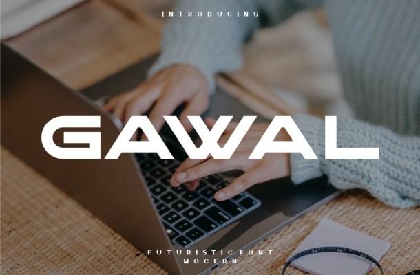 Gawal Font
