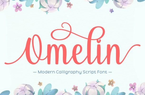 Omelin Font