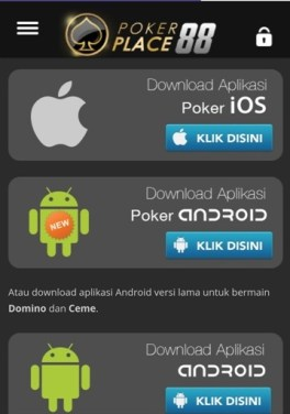 Download Domino Gaple Andoid iOS