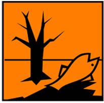 Simbol Bahan Kimia Berbahaya- bahaya lingkungan