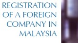 foreign incorporation in malaysia