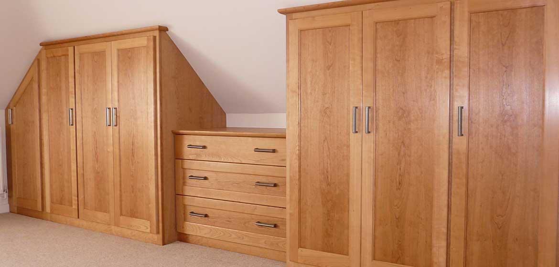 cherry wardrobe david armstrong furniture
