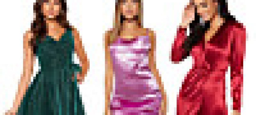 Christmas' finest party dresses