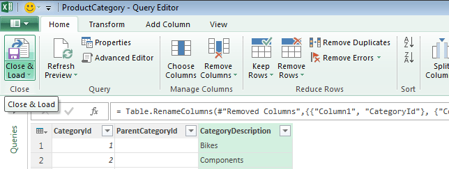 Importing data from a csv file - Dagdoo org