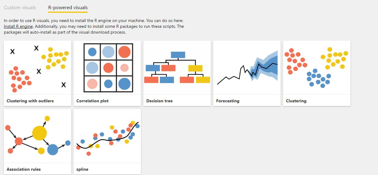 Clustering Visual Power BI - Dagdoo org