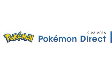 NINTENDO ANNOUNCES POKEMON DIRECT THIS FRIDAY