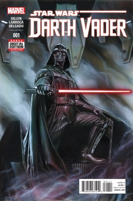 SW Darth Vader 1 Cover