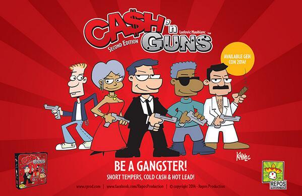 Cash n Guns Asmoday