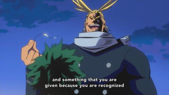 Boku no Hero Review Episodes 1-3(22)