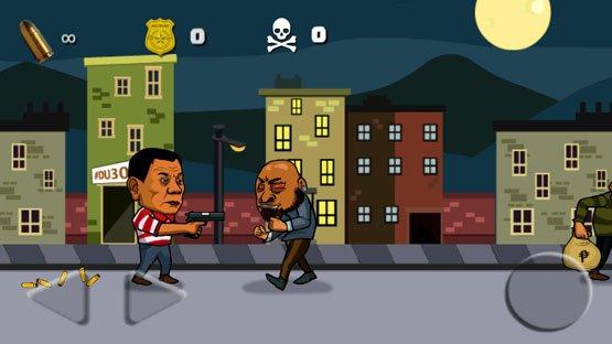 Duterte Fighting Game1