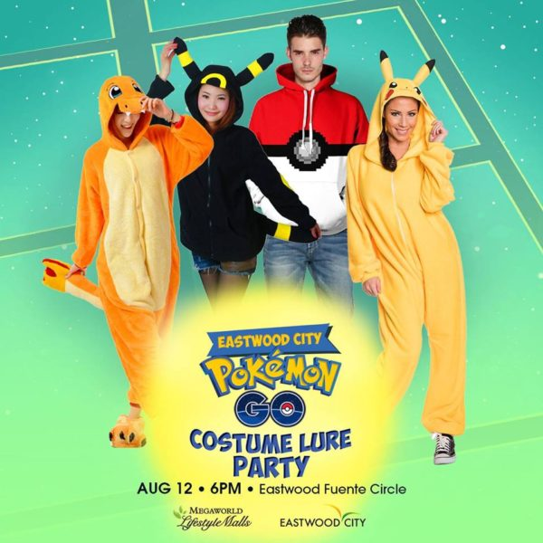 Eastwood Costume Lure Party Pokemon Go Image DAGeeks