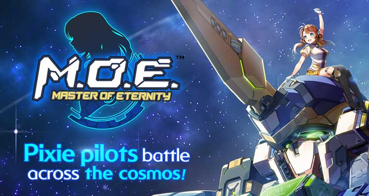 Nexon Releases Latest Mobile Game Master Of Eternity For